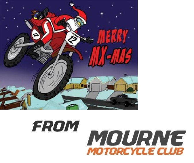 Merry MX-mas from Mourne MCC