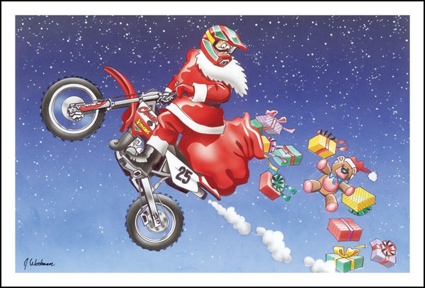 Merry Christmas from Mourne MCC - Mourne Motorcycle Club Ltd