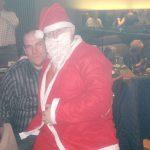 Santa & Mr Chairman